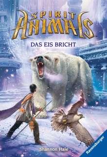 Shannon Hale: Spirit Animals, Band 4: Das Eis bricht, Buch