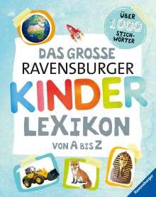 Christina Braun: Das große Ravensburger Kinderlexikon von A bis Z, Buch