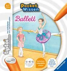 Karolin Küntzel: tiptoi® Ballett, Buch