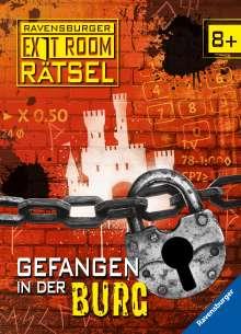 Anne Scheller: Ravensburger Exit Room Rätsel: Gefangen in der Burg, Buch