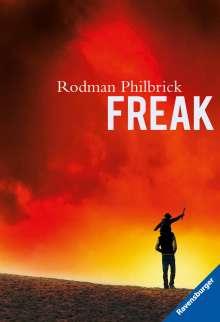 Rodman Philbrick: Freak, Buch