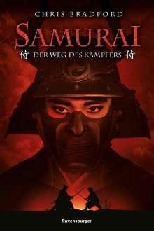 Chris Bradford: Samurai 01: Der Weg des Kämpfers, Buch