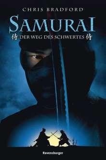 Chris Bradford: Samurai 02: Der Weg des Schwertes, Buch