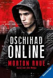Morton Rhue: Dschihad Online, Buch
