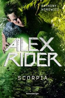 Anthony Horowitz: Alex Rider, Band 5: Scorpia, Buch