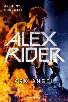 Anthony Horowitz: Alex Rider, Band 6: Ark Angel, Buch
