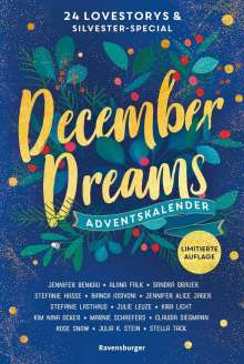 Jennifer Benkau: December Dreams. Ein Adventskalender, Buch