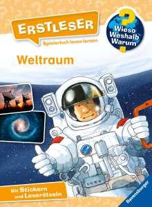 Carola von Kessel: Wieso? Weshalb? Warum? Erstleser: Weltraum (Band 4), Buch