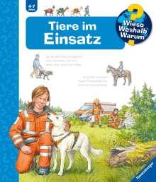 Andrea Erne: Wieso? Weshalb? Warum? Tiere im Einsatz (Band 16), Buch