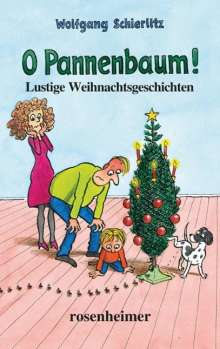 Wolfgang Schierlitz: O Pannenbaum!, Buch
