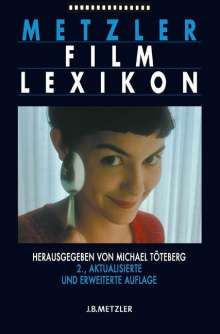 Metzler Film Lexikon, Buch