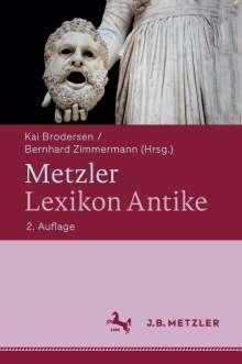 Metzler Lexikon Antike, Buch