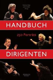 Handbuch Dirigenten, Buch