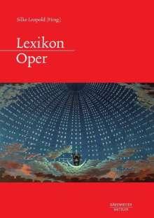Lexikon Oper, Buch
