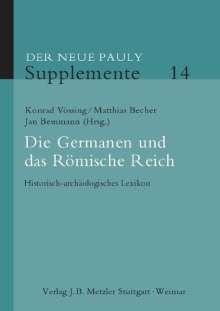 Der Neue Pauly. Supplemente 14. Die Germanen und das Römische Reich, Buch