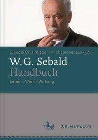 W.G. Sebald-Handbuch, Buch