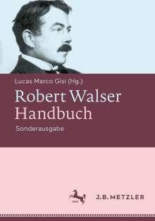 Robert Walser-Handbuch, Buch