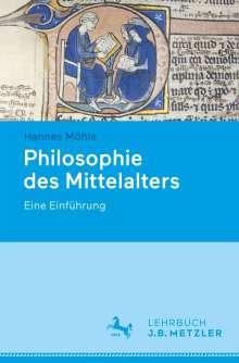 Hannes Möhle: Philosophie des Mittelalters, Buch