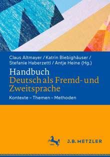Handbuch Deutsch als Fremd- und Zweitsprache, Buch