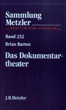Brian Barton: Das Dokumentartheater, Buch