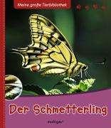 Valérie Tracqui: Meine große Tierbibliothek: Der Schmetterling, Buch