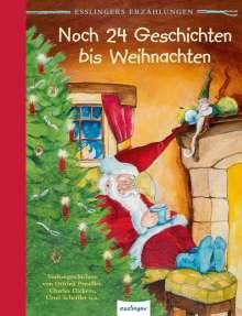 Ursel Scheffler: Esslingers Erzählungen: Noch 24 Geschichten bis Weihnachten, Buch