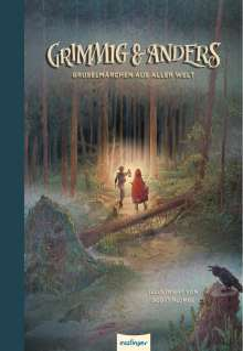 Hans Christian Andersen: grimmig & anders, Buch