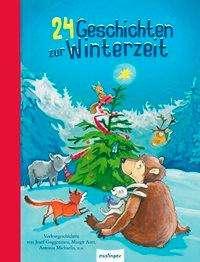 Ursel Scheffler: 24 Geschichten zur Winterzeit, Buch