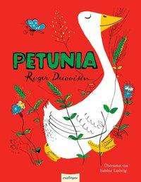 Petunia, Buch