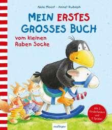 Nele Moost: Der kleine Rabe Socke: Mein erstes großes Buch vom kleinen Raben Socke, Buch