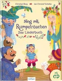 Christian Berg: Sing mit Rumpelröschen, Buch