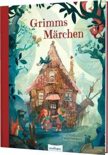 Grimm Brüder: Grimms Märchen, Buch
