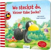 Nele Moost: Der kleine Rabe Socke: Wo steckst du, kleiner Rabe Socke?, Buch