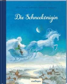 Hans Christian Andersen: Die Schneekönigin, Buch