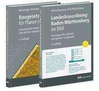 Timo Munzinger: Buchpaket: Baugesetzbuch für Planer im Bild & Landesbauordnung Baden-Württemberg im Bild, Buch