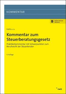 Clemens Kuhls: Kommentar zum Steuerberatungsgesetz, 1 Buch und 1 Diverse