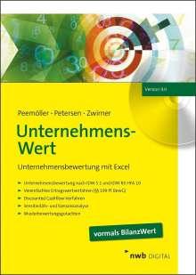 Volker H. Peemöller: UnternehmensWert, CD-ROM