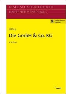Michael Bisle: Die GmbH & Co. KG, 1 Buch und 1 Diverse
