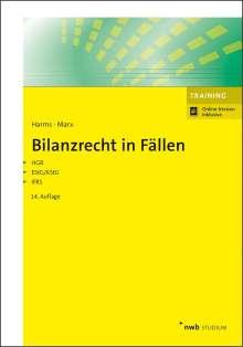 Jens E. Harms: Bilanzrecht in Fällen, 1 Buch und 1 Diverse