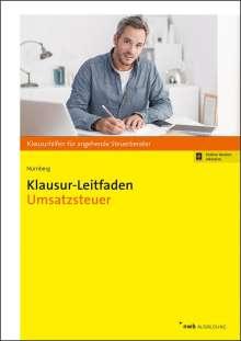 Philip Nürnberg: Klausur-Leitfaden Umsatzsteuer, 1 Buch und 1 Diverse