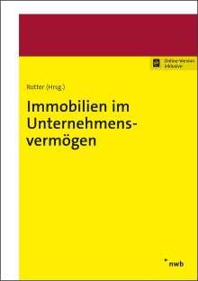 Andreas Demleitner: Immobilien im Unternehmensvermögen, 1 Buch und 1 Diverse