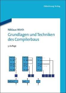 Niklaus Wirth: Grundlagen und Techniken des Compilerbaus, Buch