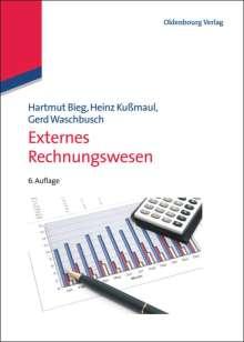 Hartmut Bieg: Externes Rechnungswesen, Buch