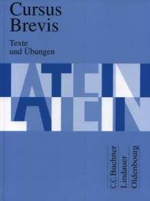 Dieter Belde: Cursus Brevis. Texte und Übungen, Buch