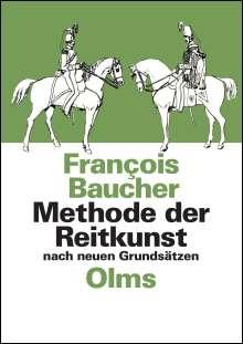 François Baucher: Methode der Reitkunst nach neuen Grundsätzen, Buch