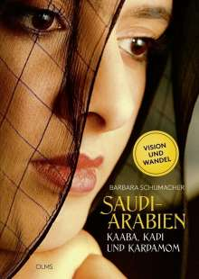 Barbara Schumacher: Saudi-Arabien, Buch
