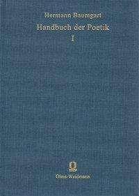 Hermann Baumgart: Handbuch der Poetik, Buch