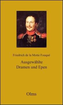 Friedrich de la Motte Fouqué: Werke. Abteilung II: Ausgewählte Dramen und Epen. Band 19 Autobiographische Arbeiten, Buch