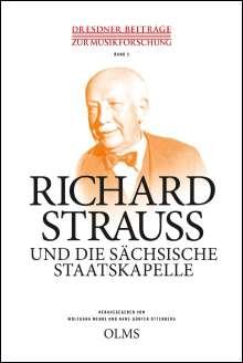 Richard Strauss und die Sächsische Staatskapelle, Buch