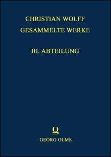 Luigi Cataldi Madonna: Wolffiana VIII: Erfahrung und Wissenschaftstheorie bei Christian Wolff, Buch